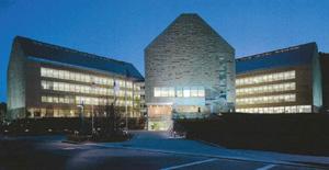 Astra Zeneca - Building
