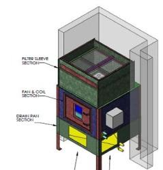 MIT Vertical Cooling Unit