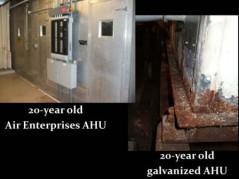 Air Enterprises 20 yr. Unit Compare