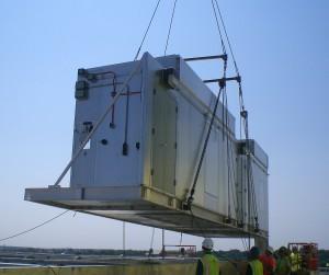 Lowell General - Air Enterprises Unit Lift