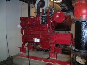 Emergency Diesel Generator