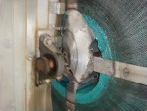 Failed Wheel Bearing