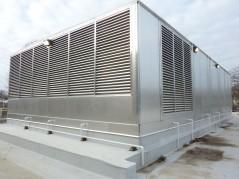 Lawrence Hospital - All Aluminum Air Enterprises Unit