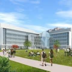UMass Integrated Sci Bldg Rendering